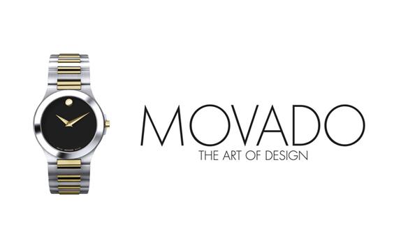 Image Gallery Movado Logo